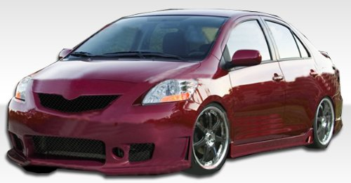 Duraflex Replacement for 2007-2011 Toyota Yaris 4DR B-2 Body Kit - 4 Piece