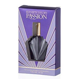 (Passion By Elizabeth Taylor for Women, Eau De Toilette Spray, .5-Ounce)