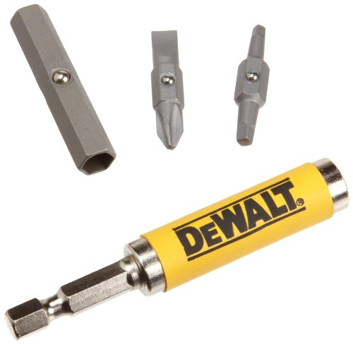DEWALT DW2330 4 Piece 6-in-1 Flip and Switch Driver System