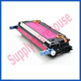 High Yield HP Q6473A Magenta Toner Cartridge for HP Color LaserJet 3600 3600n 3600dn Series Printers, Remanufactured, Office Central