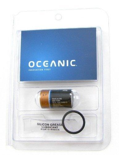 New Oceanic Transmitter Battery Kit for the OC1, OC1-LE, VT Pro, VT3, VT4.0, VT4.1, Atom, Atom 2.0, Atom 3.0, Atom 3.1 & Compumask Scuba Diving (Vt3 Computer)