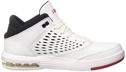 Flight 4 Jordan NIKE Elfenbein Gym Origin Black Basketballschuhe Herren White Red x66nZWcUw