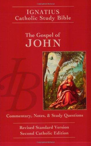 Download Gospel of John: Ignatius Study Bible (Ignatius