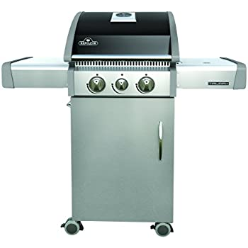 Napoleon T325SBNK Triumph Natural Gas  with 2 Burners, Black and Stainless Steel