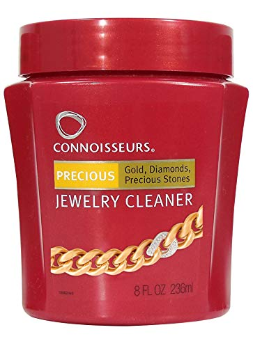 (Connoisseurs Precious Jewelry Cleaner, 8 Fl Oz)