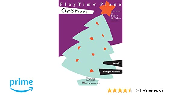 Playtime Christmas Level 1 Nancy Faber Randall Faber