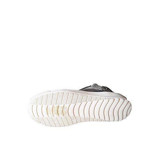 MTNG Unisex-Kinder Isa Kurzschaft Stiefel Silber (Nappa Xitas Plomo / Glitter Plomo)