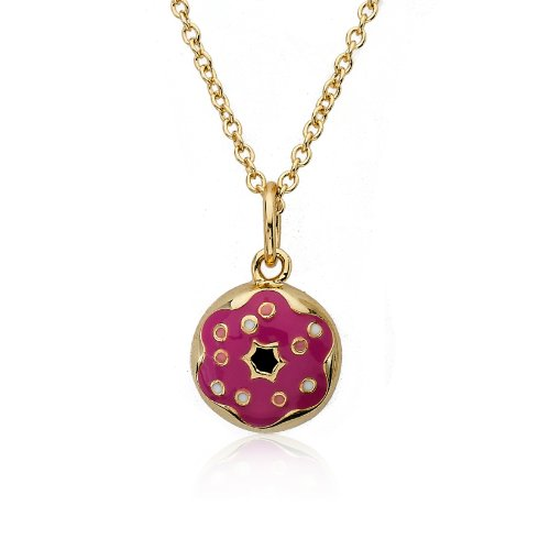 """Little Miss Twin Stars """"Candyland"""" 14k Gold-Plated Hot Pi..."""