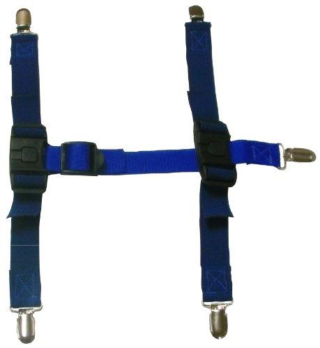 Canine Footwear Suspenders Snuggy Boots for Dog, Medium, (Asphalt Footwear)