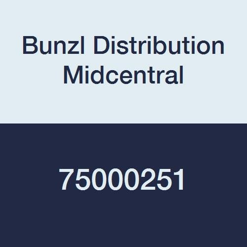 Bunzl Distribution Midcentral 75000251 Primesource Paper Towel, Single-Fold, 10.25'' Length, 9-1/8'' Width, White (Pack of 4000) by Bunzl Distribution Midcentral