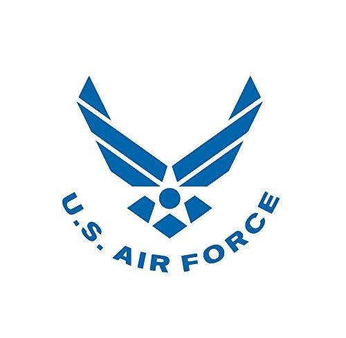 US AIR Force Vinyl Sticker Decals for Car Bumper Window MacBook pro Laptop iPad iPhone (3