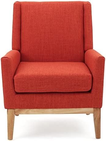 Christopher Knight Home Aurla Fabric Accent Chair