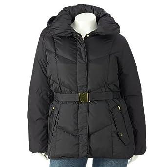 2b2db6c03 Amazon.com: Apt 9 Hooded Puffer Jacket - Women's Plus size 1X WINTER ...