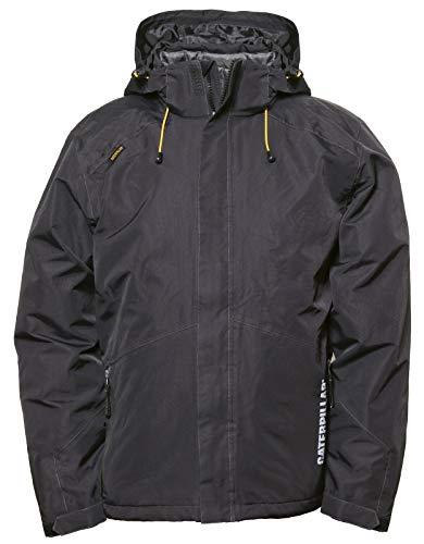 Caterpillar Men's Summit 3-in-1 Jacket, Black, Large
