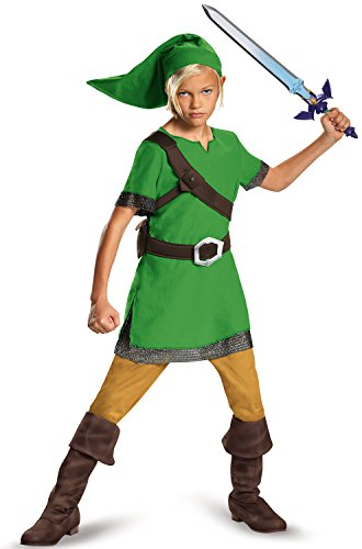 Disguise Link Classic Costume, Small (4-6) ()