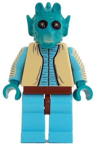 Figura de LEGO Greedo Star Wars