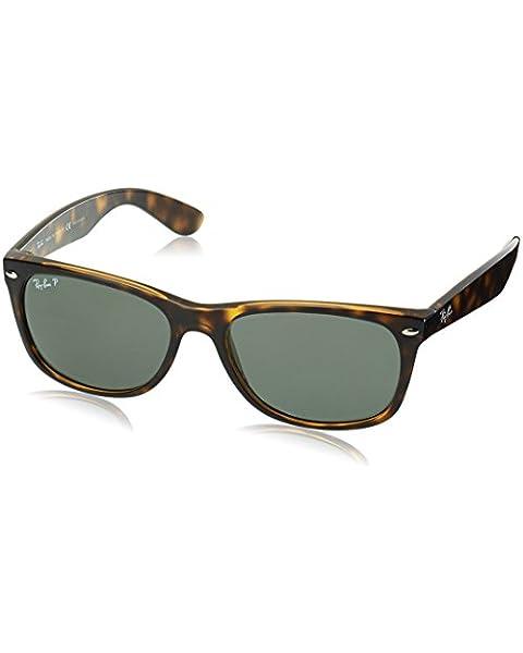 32829c89f Ray-Ban, RB2132, New Wayfarer Sunglasses, Unisex Ray-Ban Sunglasses,