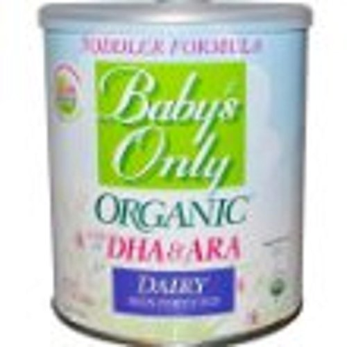 Baby's Only Organic Toddler Dairy Formula with DHA & ARA - 12.7 oz - 6 pk Gift by Baby's Only
