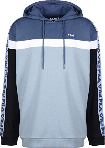 shirt Tape Bleu Fila HoodieSweat Robben 54AjqL3R