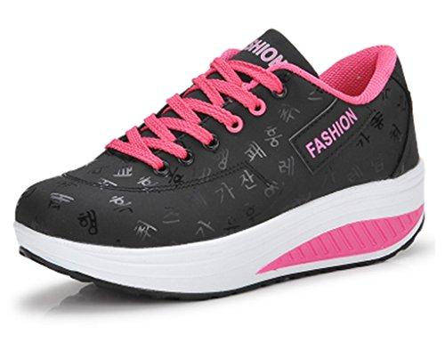 GFONE - Zapatos de tacón  mujer negro