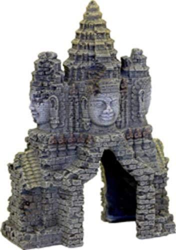 Blue Ribbon PET Products EE-485 Exotic Environments Angkorwat Temple Gate (Blue Ribbon Fun Fish)