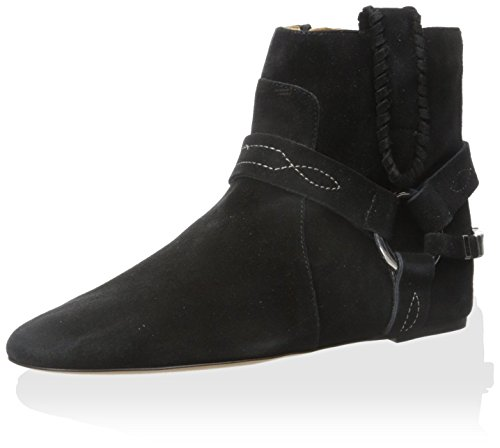 isabel-marant-womens-ralf-ankle-bootie-with-harness-black-37-m-eu-7-m-us