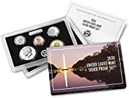 2020 S Silver Proof Set Mint Packaged
