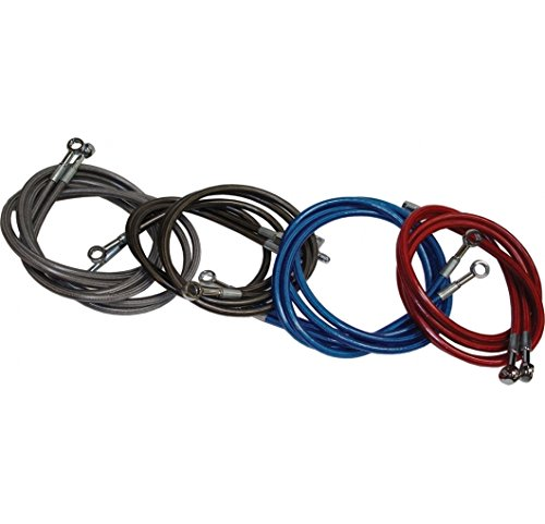Streamline 400EX-2F-2 Stainless Steel Braided Front Brake Line