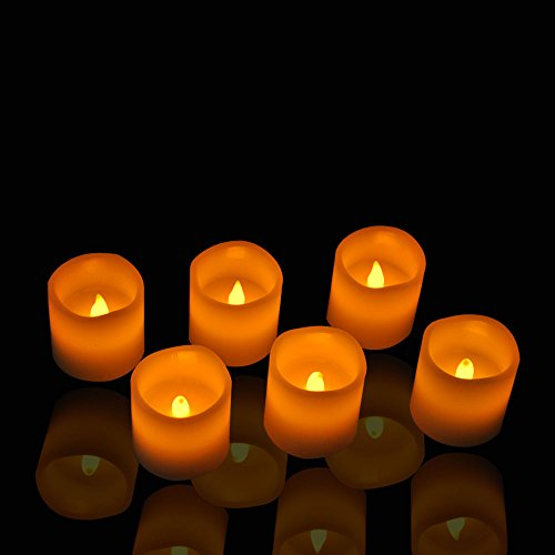 votive candles on timers - 8
