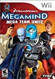 Thq Megamind Wii Platform Action Adventure Vg Wii Platform Mega Multiplayer Action