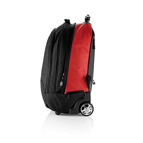 XD Laptop-Trolley, rot (Rot) - P728.024