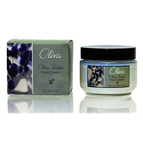 oliva sensitive face cream