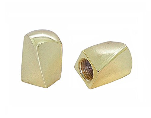 Lowrider TWISTED BIKE BICYCLE VALVE CAP GOLD. Schrader/Valve. bike part, bicycle part, bike accessory, bicycle accessory