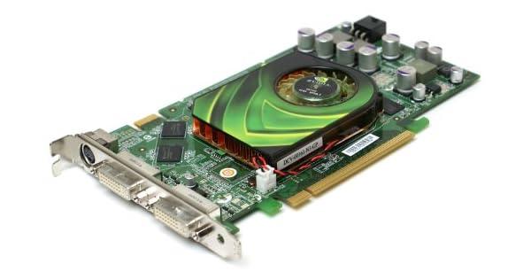 Amazon.com: DELL hh748 NVIDIA GeForce 7900 GS Vídeo Tarjeta ...