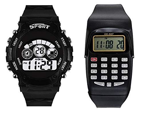 Calculator Watch for Boys and Girls