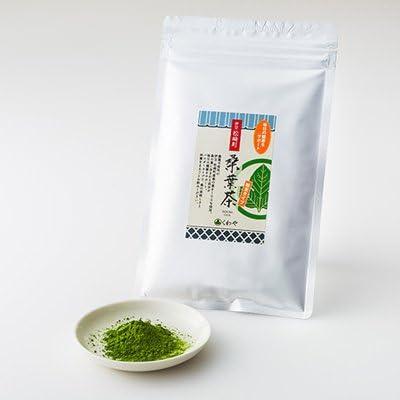 桑葉茶粉末 伊豆・松崎町産 桑の葉100%を使用 パウダータイプ 企業組合松崎桑葉ファーム 静岡県