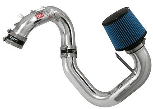Injen Technology RD6061P Polished Race Division Cold Air Intake System - Injen Cold Air Intake Mazda 3