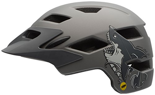 Bell-Sidetrack-Youth-MIPS-Bike-Helmet-Kids-Matte-Titanium-Shark