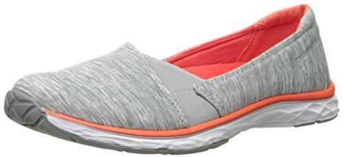 Dr. Scholl's Women's Avalon Fashion Sneaker, Grey Rhythm Fabric, 6.5 M US