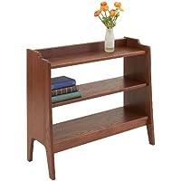 Manchester Wood Green Mountain Underwindow Bookshelf - Chestnut