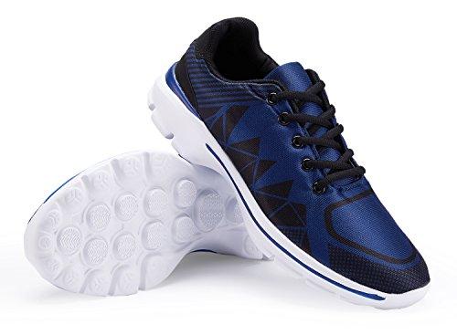 Leichtathletik Laufschuhe für Männer Laufschuhe für Herren 2 # blau