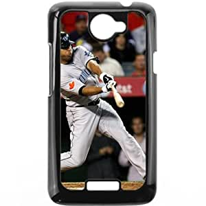 MLB&HTC One X Black Toronto Blue Jays Gift Holiday Christmas Gifts cell phone cases clear phone cases protectivefashion cell phone cases HABC605584058