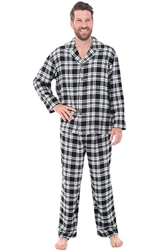 Del Rossa Men's Flannel Pajamas, Long Co - Classic Pajama Top Shopping Results
