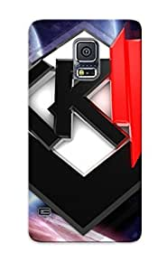 Nice Galaxy S5 Case Bumper Tpu Skin Cove Rwith Skrillex Design For Thanksgiving Day Gift