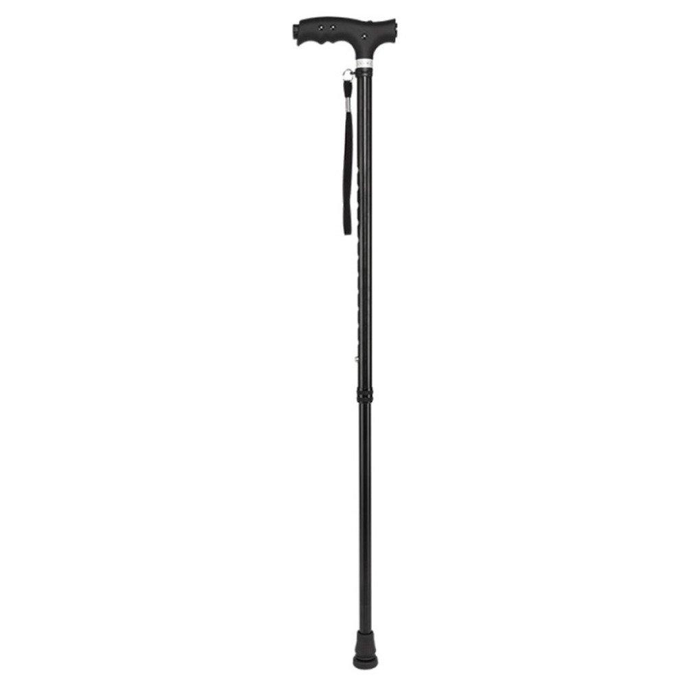 春夏新作 dsfghe D Old Man Walking Walking Stick Telescopic Walking B07DFF3CPD Stick three-legged Crutches three-leggedトレッキングポールアンチスキッドライトウォーキングスティック 07230 B07DFF3CPD D, 【外部サイト】MUJI net store:b3a8a1e5 --- a0267596.xsph.ru
