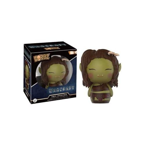 Funko – Figurine World of Warcraft Movie – Garona Bikini Exclu Dorbz 8cm – 0889698103541