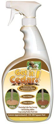 24OZ Ced Mulch Colorant by Garcoa Inc by Get it Green