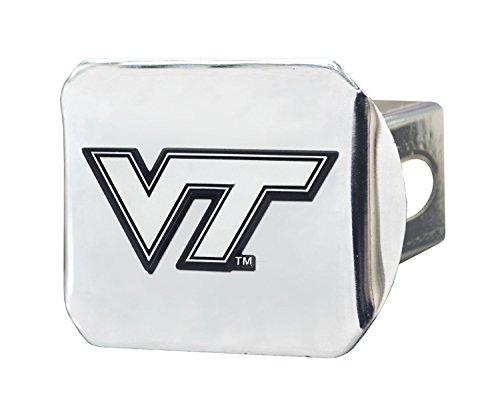 Tech Cover Virginia Hitch (Fanmats NCAA Virginia Tech Hitch Cover 3.4x4)
