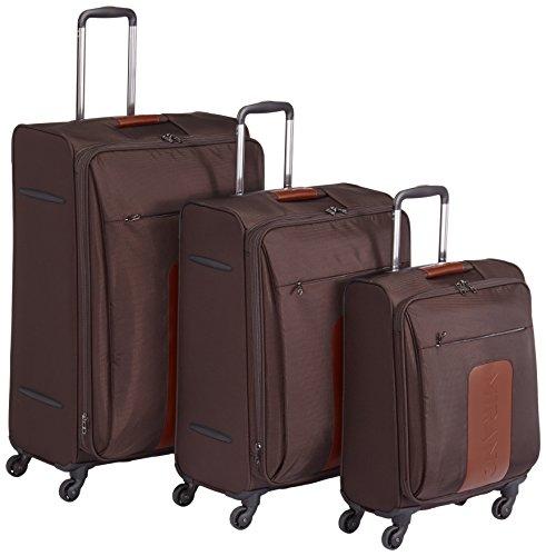 Mirano Set di valigie 220029 Marrone 22 L