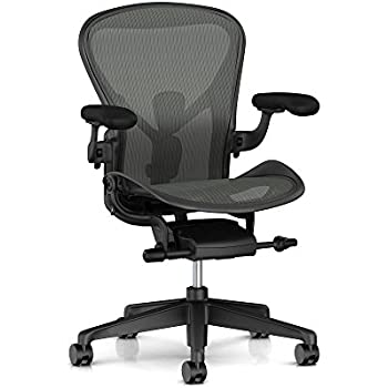 Exceptional Herman Miller Aeron Task Chair: Tilt Limiter/Seat Angle   PostureFit SL    Fully